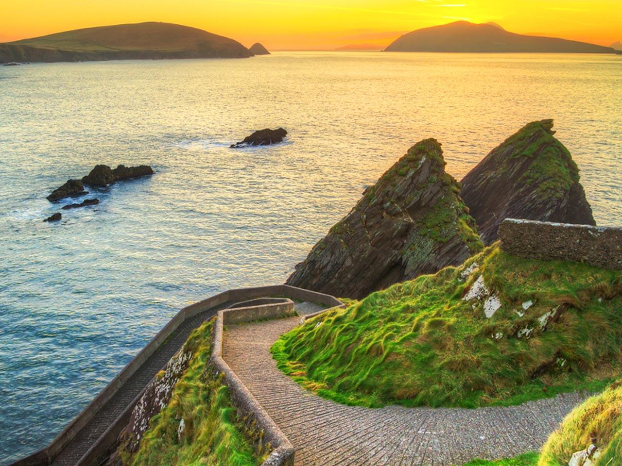 Irish Atlantic Coast Tours website launched