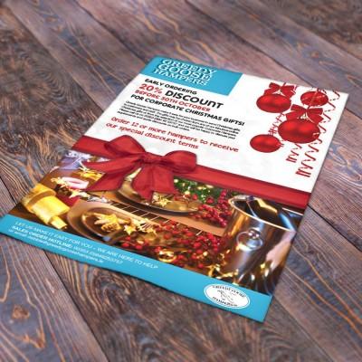 Greedy Goose Christmas Brochure