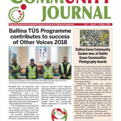 Mayo North East Community Journal Website Launch