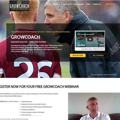 Grow Coach Webinars www.growcoach.ie