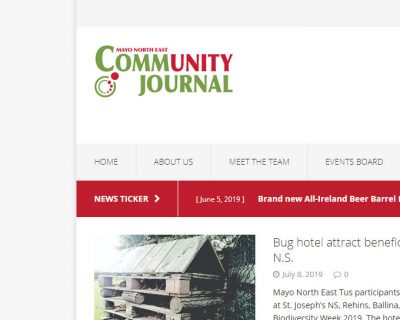 Mayo Community Journal mayocommunityjournal.com