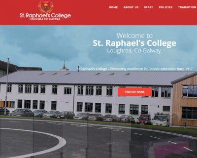 St Raphael's College www.saintraphaels.ie